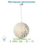 31499/50/31 подвесной светильник Lucide KEITH Hangel. E27 D50cm Weiss