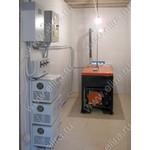 Система автоматического запуска дизельного генератора до 75кВт с АВР на два ввода сетевого напряжени