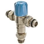 """Трехходовой термостатический смесительный клапан 1/2"""" Valtec с изменяемой в диапазоне от 30 до 50 ?C настройкой"""