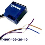 XUK2AKSNL2T Фотоэлектрический датчик  12-24VDC, кабель 2м