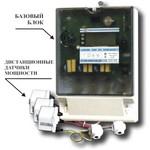 Электросчетчик СТЭБ-04Н/2-80-ДР     380В; 5-80А;3Ф;радиоканал;RS-485;с защитой от хищения;3Т