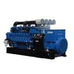 SDMO Exel2 XS 2000 (1600 кВт /2000 кВА) трехфазный дизельный