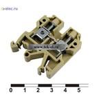 Клеммные колодки на динрейку MK 6 (от 500 шт.)