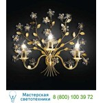 Бра A 14364/3 DEC. 052 S.PATINA Renzo Del Ventisette