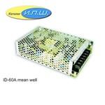 ID-60B-24 mean well Импульсный блок питания 60W, 24V, 0.2-2.2A