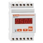 DMK 83 R1 Цифровой однофазный частотомер, релейн. выход, LED, Lovato Electric