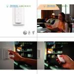50696700 Philips white, светильник