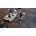 Портативная машина термической резки металла CG1-30K (под плазму)