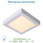 28107/22/31 потолочный светильник Lucide BRICE-LED Deckenl. Dimmabel 22W Viereckig IP40