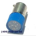 BA9s 220V 14mA T10x28 Светодиодные лампочки, цоколь BA9S, синего цвета 220 Вольт 50 Hz