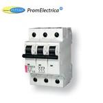 002155714 Автоматический выключатель ETIMAT 10, 3 полюса, код D, номинальный ток 10 Ампер, отключение 10 килоАмпер