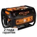 ER 2800, Генератор бензиновый однофазный ER 2800 ERGOMAX (220 В)
