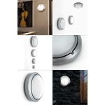 Metropoli D20/27 P/V Ceiling-/Wall lamp светильник Luceplan