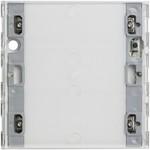 513100 KNX/EIB Сенсорные выключатели, накладки Сенсорный выключатель 3 Komfort, 1-клавишн