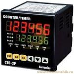 Программируемый цифровой счетчик/таймер CT6-2P (220VAC)