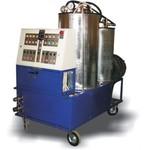 Мобильная установка для очистки турбинных, индустриальных, компрессорных масел