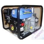 Мотопомпа бензиновая (водяной насос) Etalon SGP 50H мп 600