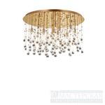 82783 MOONLIGHT PL12 ORO потолочный светильник Ideal Lux
