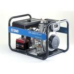 Дизельгенератор SDMO DX 6000TE. Портативный дизельный генератор 5.2 кВт.