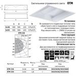 236 OTM 595 HF светильник