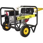 Бензогенератор AYERBE - AY 5500 H TX A/E auto
