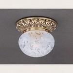 Reccagni Angelo PL 7811/1 Oro francese 7810-7811-7812-7813-7814-7815, Накладной светильник