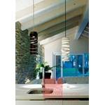 Amourette SO matt white 9010 подвесной светильник Studio Italia Design