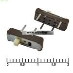 Движковые переключатели ISR-1336 (от 500 шт.)