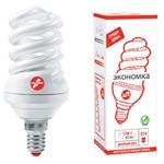 Энергосберегающая лампа 13 ВТ, ТМ Экономка