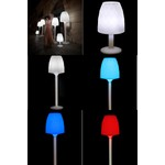 Светильник Vases Lampara RGB LED Floor Light VONDOM, LED RGB