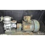 Насос самовсасывающий АСЦЛ-20-24Г для спирта, диз. топлива, растворителей, кислот 95тр новый