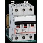 Автоматический выключатель DX 1 полюс характеристика C 1A 10kA   арт. 6368   Legrand