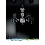 387/5PF Black AMETHYST Mary потолочный светильник IDL