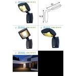 MERVALED S wall luminaire - 232405 SLV