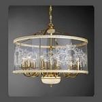 La Lampada 3861 L 386/12.26 Ivory, Подвесной светильник