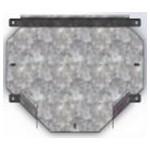 УСТР-600х65 OSTEC Угловой соединитель Т-образный к лотку УЛ 600х65