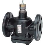 Клапан регулирующий двухходовой VVF41: VVF41.50, VVF41.65, VVF41.80, VVF41.90, VVF41.91, VVF41.92