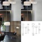 Disk Floor Light Cotton Modoluce светильник, E27 2x70W