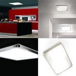 Blauet Pausa ceiling/wall lamp светильник