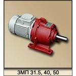 Мотор-редуктор планетарный трехступенчатый 3МП-40