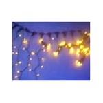 Световая завеса (дождь) светодиодный LED CLS 2x3m 20st/30LED с контролером для внутренних помещений