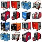 Электро-газосварочное оборудование и расходные материалы, защитные средства и приспособления сварщика