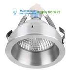 PSM Lighting alu satin CASYOKO.14, светильник > Ceiling lights > Recessed lights