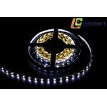 LED лента SMD 3528 4,8 Вт на метр 60 на метр IP 33 Холодный белый