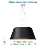 61454/70/30 подвесной светильник Lucide KONIC Hangel. D70 H30cm 3xE27 Schwarz