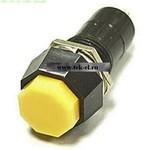 Кнопки PBS-14C on-(off) желтый (от 500 шт.)