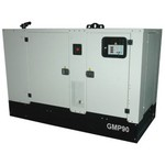 Дизель генератор  GMP80S (GMP88E S)