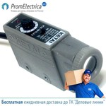 KS-WG22 Фотодатчики, дистанция до 35 мм, белый/зеленый видимый свет, аналоговый выход 0-10 мА, 12...30VDC, IP67, Ketai