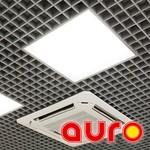 """Светодиодная панель 40W для встраивания в потолки """"Грильято"""". Равномерное свечение (Опал)"""
