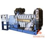 Дизельная электростанция АД315 (ЯМЗ)